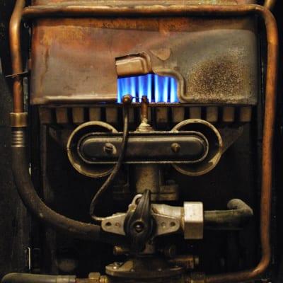 Vintage Boilers